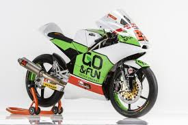 MotoGp: Ktm RC 250R Junior Team Go&Fun Moto3 Gresini Racing 2014