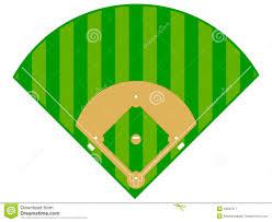 Baseball Field Template Printable Baseball Field Diagram Printable Clipart Free Download