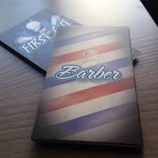 barbershop business cards printed business cards for local barber shop barbershop