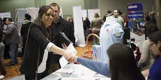 How To Get The Most Out Of Job Fairs - Business Insider