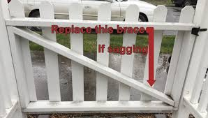 Full Size of Fence Design:fence Brace Sagging Fix Wooden Your Gate  Construction In Billings Large Size of Fence Design:fence Brace Sagging Fix  Wooden Your ...