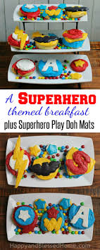 Superhero Coat Rack Superhero Breakfast Tutorial page 100 Happy and Blessed Home 57