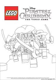 Small Picture Lego Pirates Disney Pirates Of The Caribbean Coloring Pages Printable
