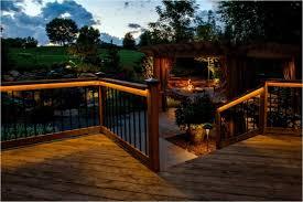 exterior deck lighting. Outdoor Deck Lighting Ideas Minimalist For ? Exterior I
