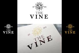 Mandy Design Photo Professional Elegant Business Logo Design For The Vine By