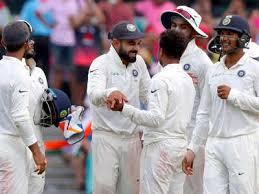 India Vs Australia India On Course For Historic Series Win