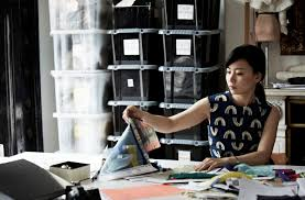 Interview Of A Fashion Designer Edeline Lee Interview With A Fashion Designer Fashion Blog