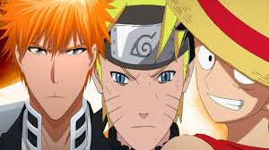 Naruto Bleach And One Piece Are Not the Big three Anymore? - YouTube