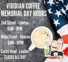 This week our coffee of the week is breakfast blend! Viridian Coffee 5366 Nw Cache Rd 1 In Lawton Restaurant Reviews