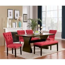 Image Modern Cheatham Piece Dining Set The Tasting Room Red Kitchen Dining Room Sets Youll Love Wayfair
