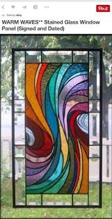 modern stained glass patterns designs