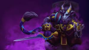 dota2 riki hd desktop wallpapers 7wallpapers net