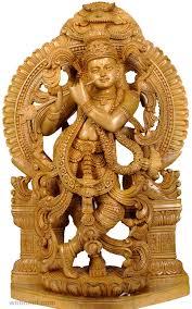 wood carving sculptures krishna wood carving sculpture krishna hindu