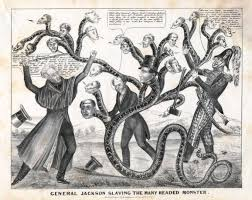 spoils system andrew jackson. File:General Jackson Slaying The Many Headed Monster Crop.jpg Spoils System Andrew C