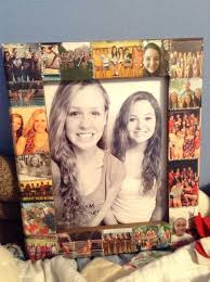 diy picture frame ideas for best friend fresh 39 best best friend gift ideas images on