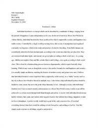brave new world research essay topics brave new world essay topic ideas
