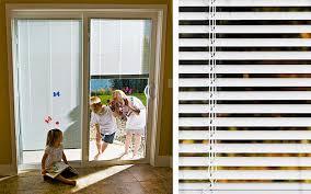 residential vinyl sliding doors blinds between glass