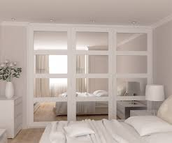 Mirror Closet Doors For Bedrooms How To Shop Get A New Look At Home Without Spending A Dime