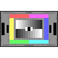 Dsc Labs Colorbar Grayscale Junior Camalign Chip Chart