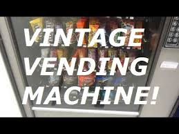 Royal Vending Machine Hack Classy VINTAGE Automatic Products International Vending Machine At Hardin