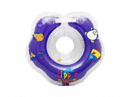 <b>Круг</b> Roxy-Kids, Flipper для <b>купания на</b> шею с музыкой Буль-буль ...