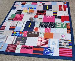 Baby Clothes Memory Quilt | Jelly Bean Quilts & Baby Clothes Quilt Adamdwight.com