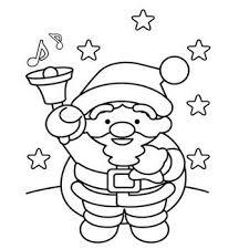 クリスマスのぬりえ フリー素材のイラストテンプレート画像集めてみた