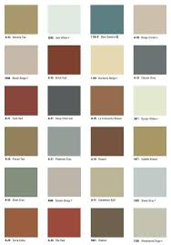 Schofield Concrete Stains Acid Stain Mixed Colors Scofield