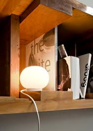 mini glo ball t table lamp from flos