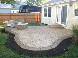 patio concrete patio designs layouts best layout design ideas images on you want to miss