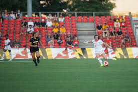 Soccer Lineups Maryland Womens Soccer Shuffled Its Lineups To Stay Fresh