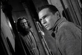 Image result for the howling man twilight zone