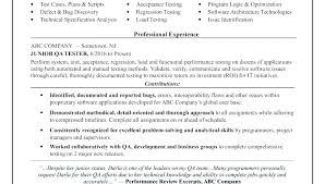 Tester Resume Samples Qa Tester Resume Samples Tester Entry Level Tester Resume Sample