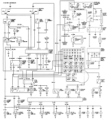 88 chevy truck tail light wiring diagram 88 chevy truck