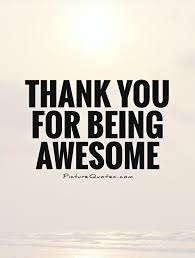 Thank you quote | Picture Quotes & Sayings