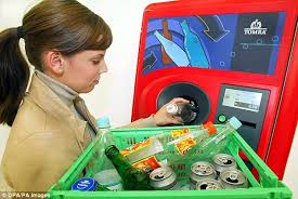 Reverse Vending Machine Uk Simple Reverse Vending Machines' Will Be Unveiled To Increase Recycling