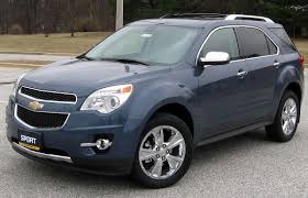 Chevrolet Equinox — Википедия