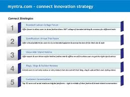 Digital Marketing Strategy For Myntra Assignment