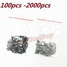 1000pcs 1x1 mm 1 x n50 super strong rare earth magnet small round powerful neodymium fridge n50 1x1mm d1 1mm