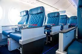 delta puts premium economy seats on new