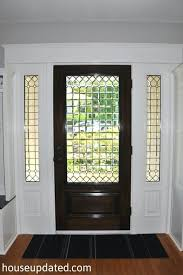stained glass for front doors glass front door stained white trim stained glass front doors uk