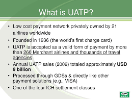 Is an network that allows for payment for travel and hotels. Ppt Ich User Group Uatp Update Powerpoint Presentation Free Download Id 5331306