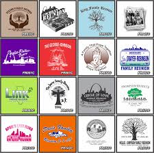 T Shirt Layout Design For Family Reunion My Tshirt Popular Circle Of Relatives Reunion Designs For T