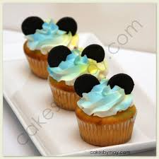 Baby Themed Cakes  Oakleaf Cakes Bake ShopBaby Mickey Baby Shower Cakes