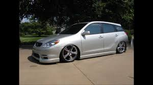 Toyota Matrix Xr 2003 - amazing photo gallery, some information ...