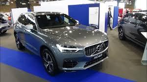Volvo Xc60 R Design 2019 Osmium Grey 2018 Volvo Xc60 T8 R Design Exterior And Interior Salon Automobile Lyon 2017
