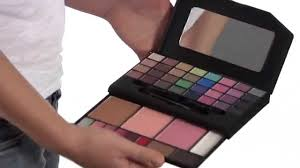 Палитра теней e l f studio makeup clutch palette elf makeup clutch palette review