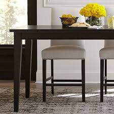 Rectangle Dining Room Tables Custom Rectangular Table Dining Room Bassett Furniture