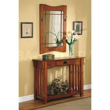 hall console table with mirror. Hall Console Table With Mirror