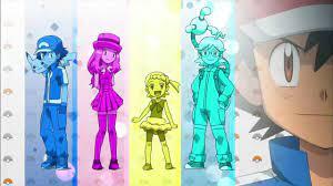 Kalos, Where Dreams and Adventures Begin | Pokémon the Series: XY Episode 1  - YouTube